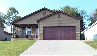 9349 LAKEVIEW DR, Pevely, MO 63070 - Photo 1