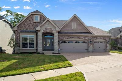 945 GRAND RESERVE (LOT 27) # BORDEAUX, Chesterfield, MO 63017 - Photo 1