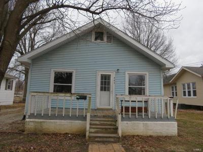 603 FREY ST, GILLESPIE, IL 62033 - Photo 1