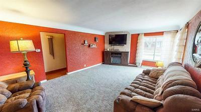 901 W SPRING ST, STAUNTON, IL 62088 - Photo 2