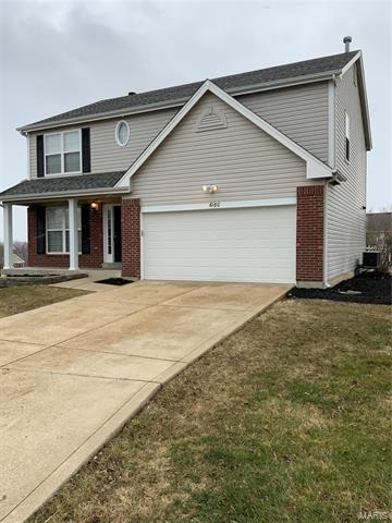 6180 MISTY MEADOW DR, House Springs, MO 63051 - Photo 1