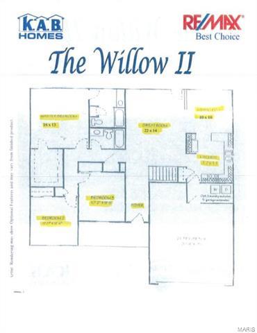0 WILLOW II @ PROVIDENCE, HERCULANEUM, MO 63048 - Photo 2