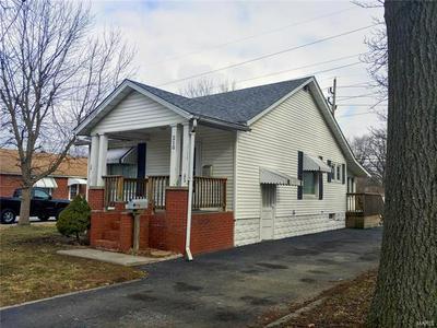 210 S DELMAR AVE, Hartford, IL 62048 - Photo 1