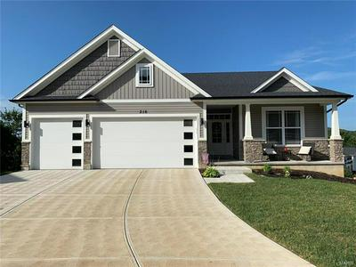 1343 GREY WOLF DR LOT 151, Imperial, MO 63052 - Photo 2