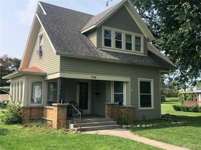 736 N OAKLAND ST, Urbana, OH 43078 - Photo 1