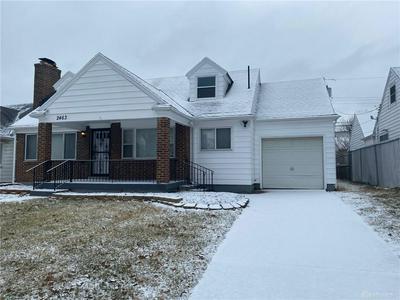 2463 WOODWAY AVE, Dayton, OH 45406 - Photo 2