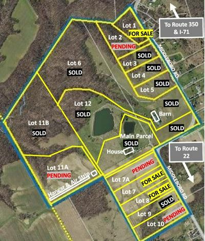 2247 MIDDLEBORO RD # LOT, Clarksville, OH 45113 - Photo 1