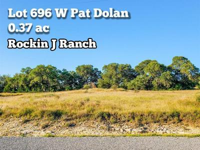 LOT 696 W PAT DOLAN, Blanco, TX 78606 - Photo 1