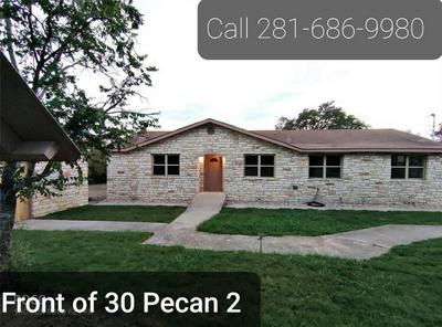 30 PECAN 2, Florence, TX 76527 - Photo 1