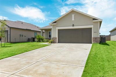 1036 WHITE BIRCH LN, Brookshire, TX 77423 - Photo 2