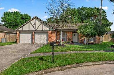 7519 FUCHSIA LN, Humble, TX 77346 - Photo 2