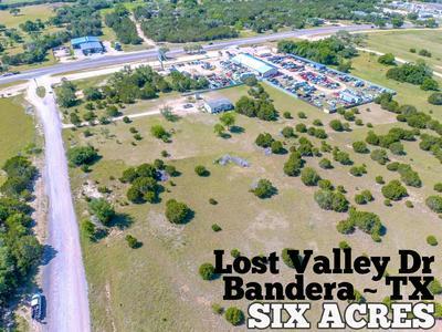 6-AC LOST VALLEY DRIVE, Bandera, TX 78003 - Photo 1