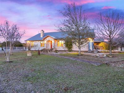 650 OLD RED RANCH RD, Dripping Springs, TX 78620 - Photo 1