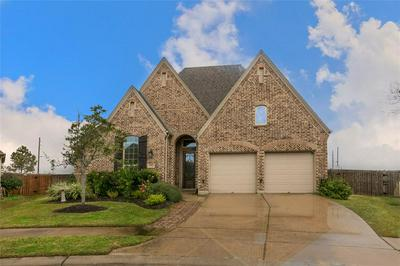 3902 DESERT ROSE CT, Manvel, TX 77578 - Photo 2
