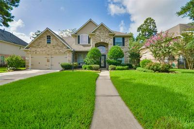 18422 TRANQUILITY DR, Humble, TX 77346 - Photo 1