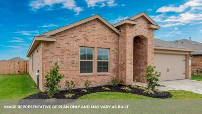 3103 MAGELLAN RIDGE LN, BAYTOWN, TX 77521 - Photo 1
