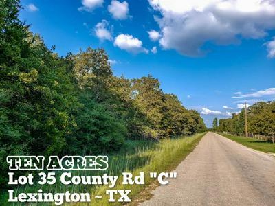 LOT 35 COUNTY ROAD C, Lexington, TX 78947 - Photo 1