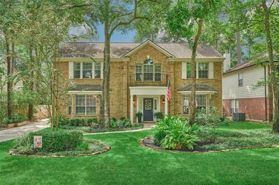 27 INDIAN SUMMER PL, The Woodlands, TX 77381 - Photo 1