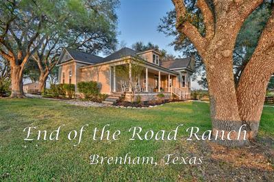 9977 TEGELER RD, Brenham, TX 77833 - Photo 1