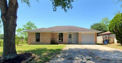 3434 BEASLEY AVE, Needville, TX 77461 - Photo 1