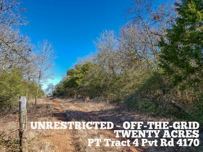 PT TRACT 4 PVT RD 4170, Marquez, TX 77865 - Photo 1