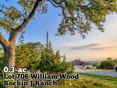 LOT 706 WILLIAM WOOD, Blanco, TX 78606 - Photo 1