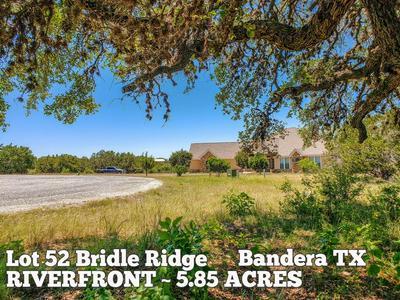 LOT 52 BRIDLE RIDGE, Bandera, TX 78003 - Photo 1
