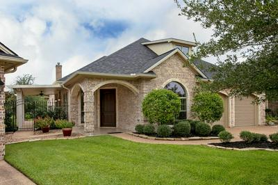 3805 PARK VILLAGE CT, Bryan, TX 77802 - Photo 1