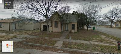 217 W 3RD ST, Coleman, TX 76834 - Photo 1