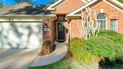 18 TRANQUIL GLADE PL, The Woodlands, TX 77381 - Photo 1