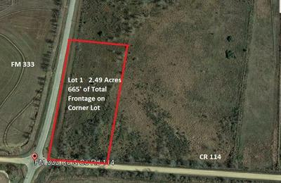 TBD LOT 1 CR 114, Garwood, TX 77442 - Photo 1