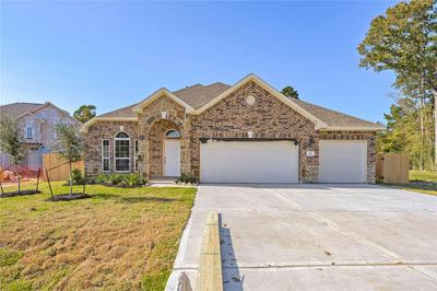 604 LINNWOOD N DRIVE, New Caney, TX 77357 - Photo 1