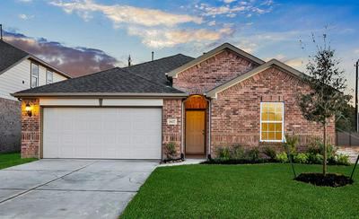 1807 PLANTATION PL, Baytown, TX 77523 - Photo 1