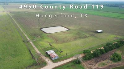 4950 COUNTY ROAD 119, Hungerford, TX 77448 - Photo 1