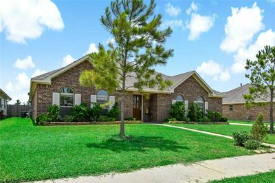 6810 DAVY CROCKETT DR, Manvel, TX 77578 - Photo 1