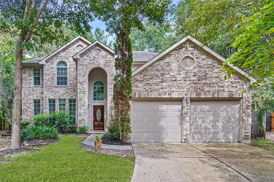 74 N MISTY CANYON PL, Conroe, TX 77385 - Photo 1