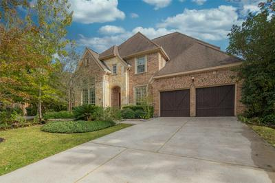 19 WOOD MANOR PL, The Woodlands, TX 77381 - Photo 1