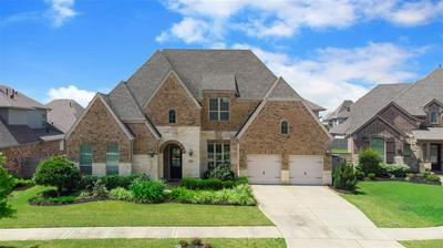 2706 CYPRESS WOODS LN, Manvel, TX 77578 - Photo 2