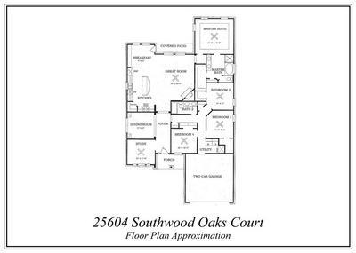 25604 SOUTHWOOD OAKS CT, Porter, TX 77365 - Photo 2