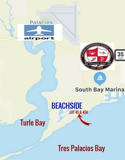 0 PALACIOS BAY DRIVE, Palacios, TX 77465 - Photo 2