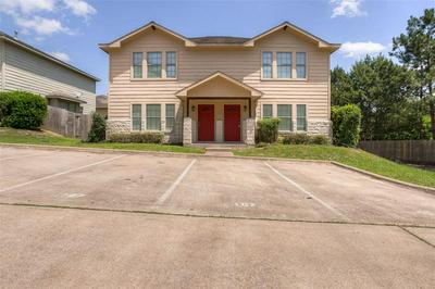 105 YEGUA CIR, Huntsville, TX 77340 - Photo 1