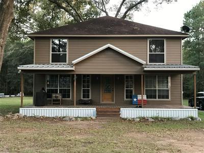 118 HARDY BOTTOM RD, Huntsville, TX 77340 - Photo 1
