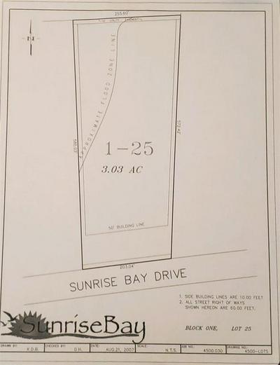 0000 SUNRISE BAY DRIVE, Port Lavaca, TX 77979 - Photo 2