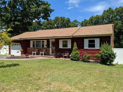 129 RIDGEWOOD AVE, Farmingville, NY 11738 - Photo 1