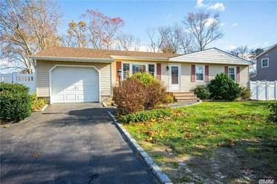 1599 HIRAM AVE, Holbrook, NY 11741 - Photo 2