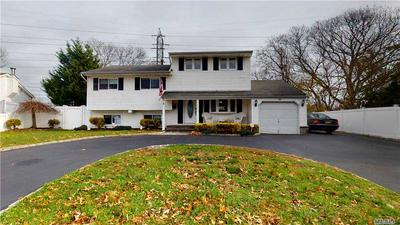 390 EASTWOOD BLVD, Centereach, NY 11720 - Photo 1