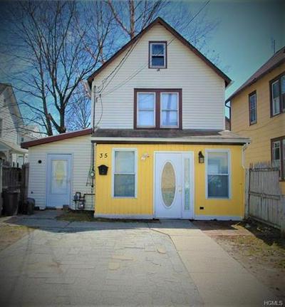 35 SEWARD AVE, Port Jervis, NY 12771 - Photo 1
