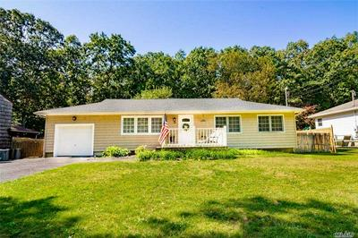 58 CHEEMAUN TRL, Ridge, NY 11961 - Photo 1