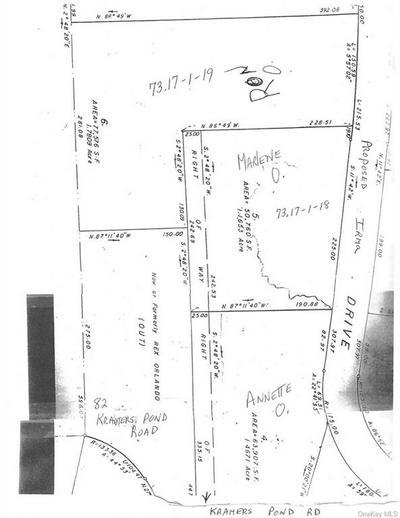LOT 18 & 19 IRMA DRIVE, Putnam Valley, NY 10579 - Photo 2