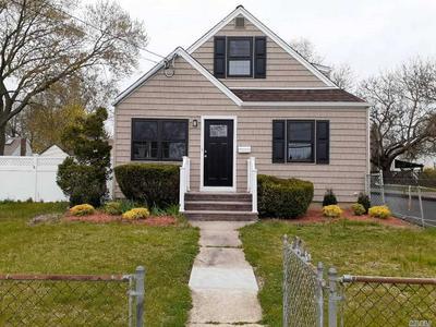 166 STONE ST, Elmont, NY 11003 - Photo 1